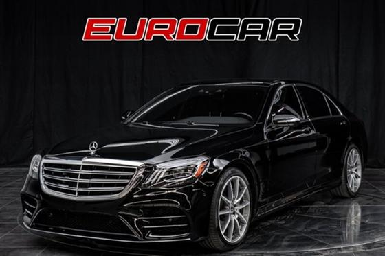 2019 Mercedes-Benz S-Class S560:24 car images available