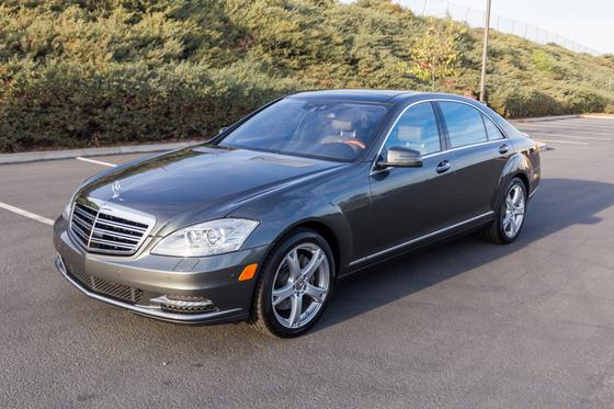 2012 Mercedes-Benz S-Class S600:9 car images available