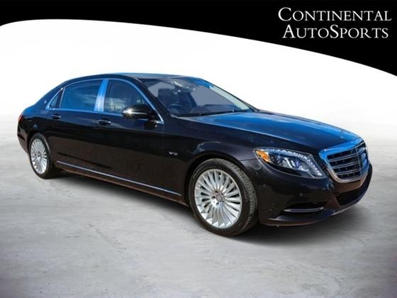2016 Mercedes-Benz S-Class S600:24 car images available