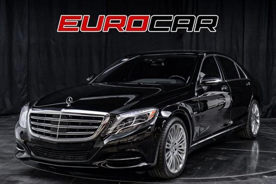 2015 Mercedes-Benz S-Class S600:24 car images available