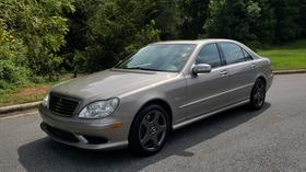2003 Mercedes-Benz S-Class S600:24 car images available