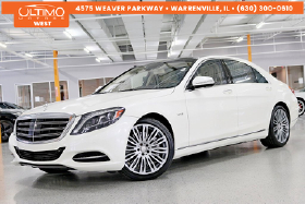 2015 Mercedes-Benz S-Class S600:6 car images available