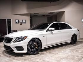 2015 Mercedes-Benz S-Class S63 AMG 4Matic:24 car images available