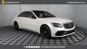 2018 Mercedes-Benz S-Class S63 AMG 4Matic:24 car images available