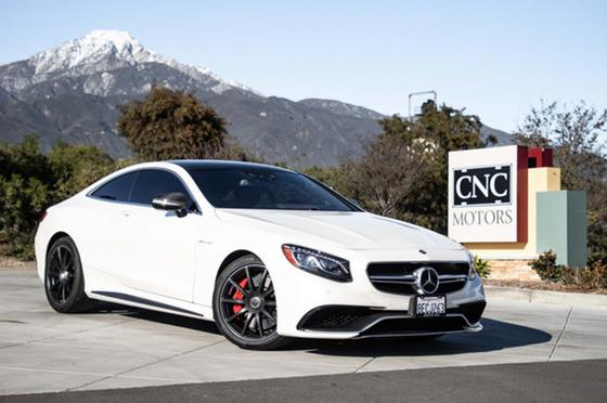 2016 Mercedes-Benz S-Class S63 AMG 4Matic:24 car images available