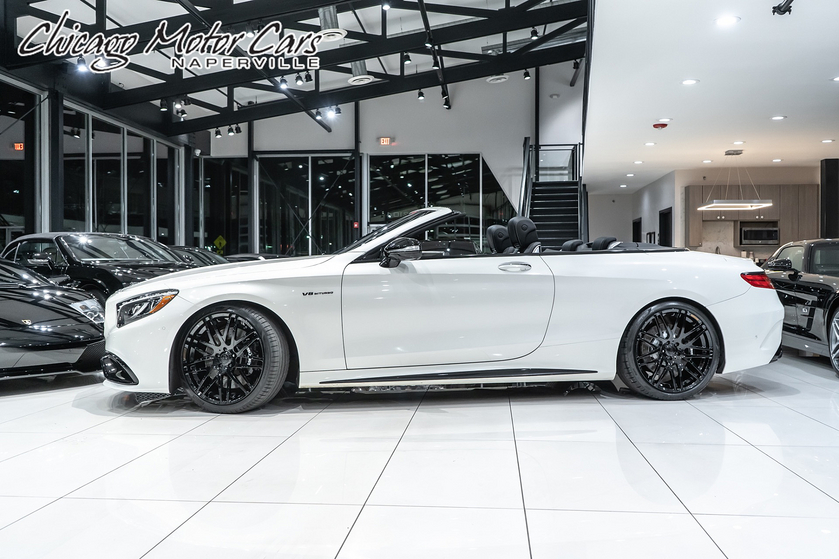 2017 Mercedes-Benz S-Class S63 AMG 4Matic:24 car images available