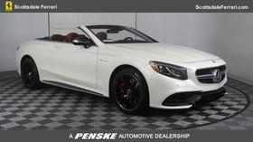 2017 Mercedes-Benz S-Class S63 AMG Cabriolet:24 car images available