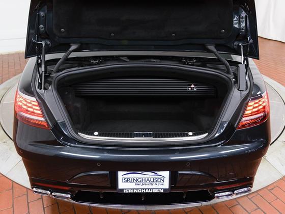 2019 Mercedes-Benz S-Class S63 AMG Cabriolet