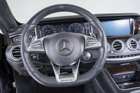 2017 Mercedes-Benz S-Class S63 AMG Cabriolet