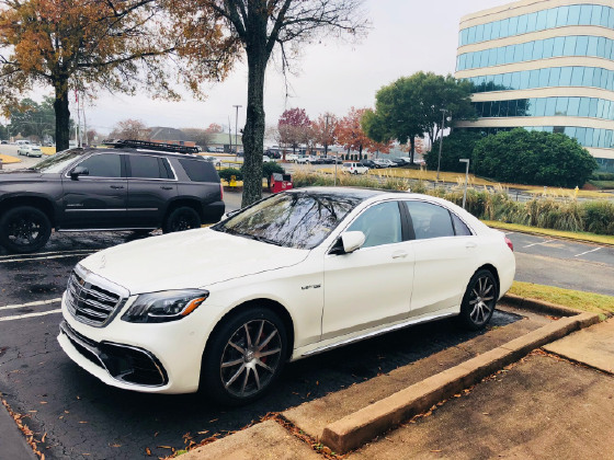 2018 Mercedes-Benz S-Class S63 AMG:3 car images available