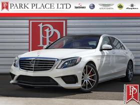 2015 Mercedes-Benz S-Class S63 AMG:2 car images available