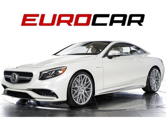 2015 Mercedes-Benz S-Class S63 AMG:24 car images available