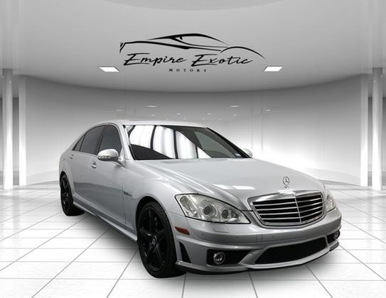 2008 Mercedes-Benz S-Class S63 AMG:24 car images available