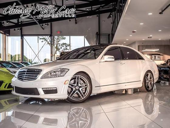 2011 Mercedes-Benz S-Class S63 AMG:24 car images available