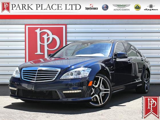 2012 Mercedes-Benz S-Class S63 AMG:24 car images available