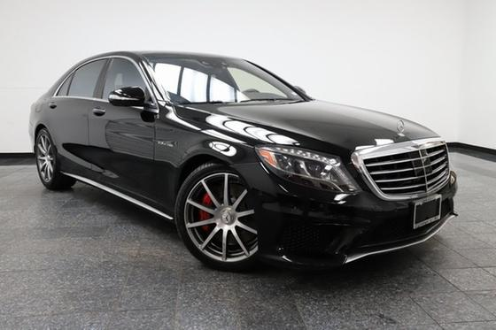 2014 Mercedes-Benz S-Class S63 AMG:24 car images available