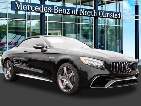 2019 Mercedes-Benz S-Class S63 AMG:16 car images available