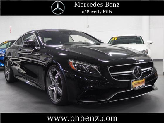 2015 Mercedes-Benz S-Class S63 AMG:19 car images available