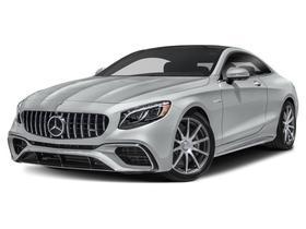 2019 Mercedes-Benz S-Class S63 AMG : Car has generic photo