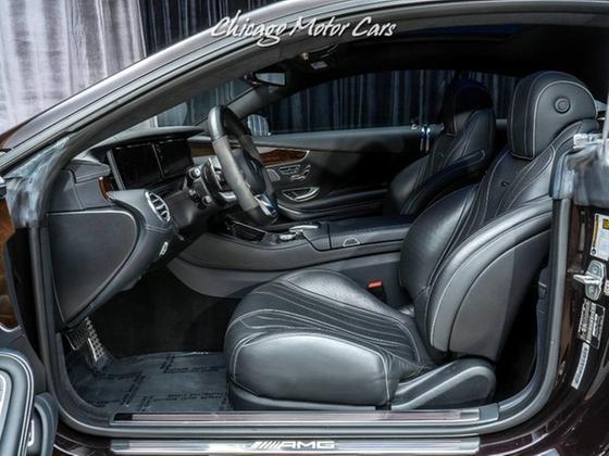 2016 Mercedes-Benz S-Class S63 AMG