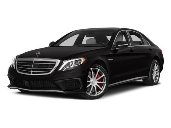 2015 Mercedes-Benz S-Class S63 AMG : Car has generic photo