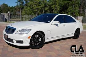 2010 Mercedes-Benz S-Class S63 AMG:24 car images available