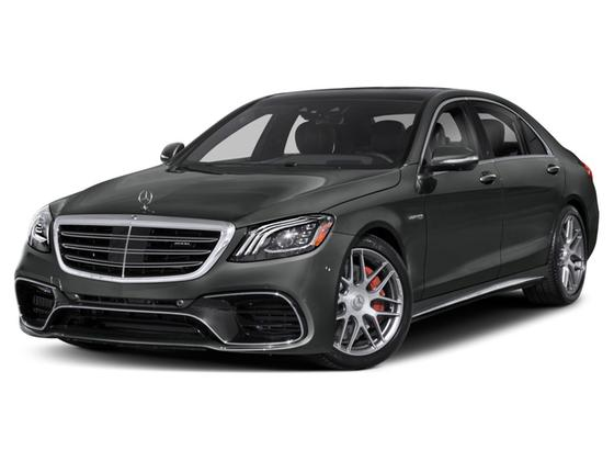 2018 Mercedes-Benz S-Class S63 AMG : Car has generic photo
