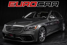 2019 Mercedes-Benz S-Class S63 AMG:24 car images available