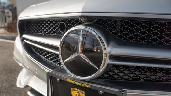 2017 Mercedes-Benz S-Class S63 AMG