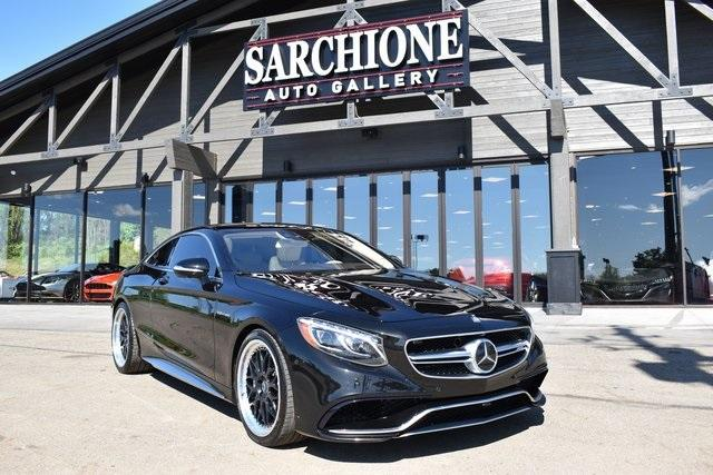 2016 Mercedes-Benz S-Class S63 AMG : Car has generic photo