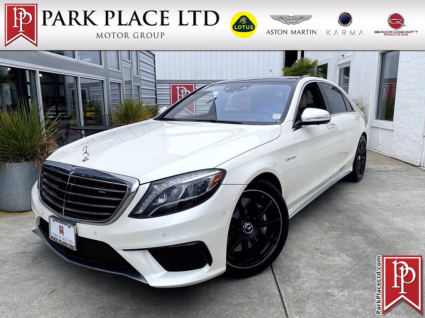 2016 Mercedes-Benz S-Class S63 AMG:24 car images available