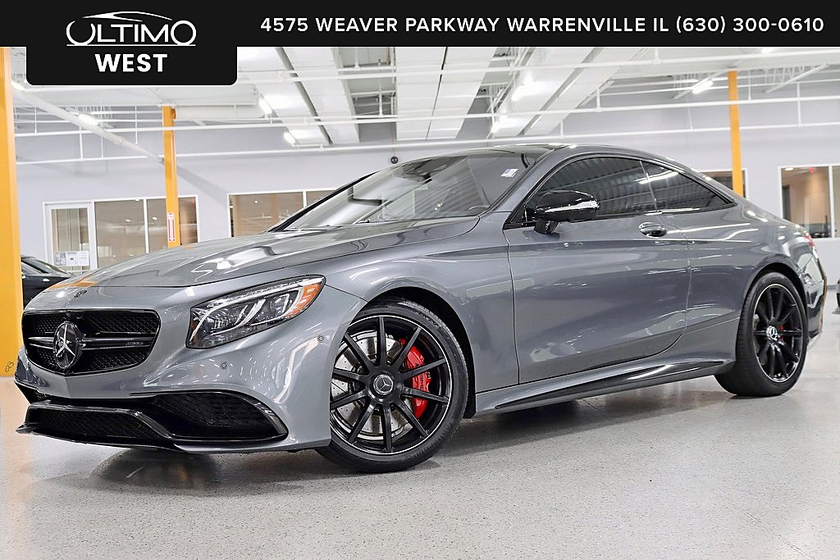 2017 Mercedes-Benz S-Class S63 AMG:24 car images available