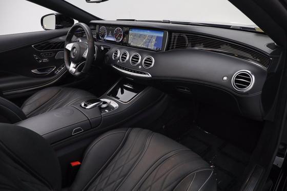 2017 Mercedes-Benz S-Class S65 AMG Cabriolet