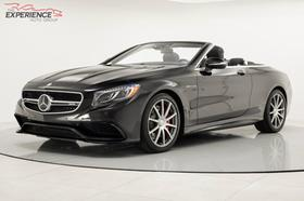 2017 Mercedes-Benz S-Class S65 AMG Cabriolet:24 car images available