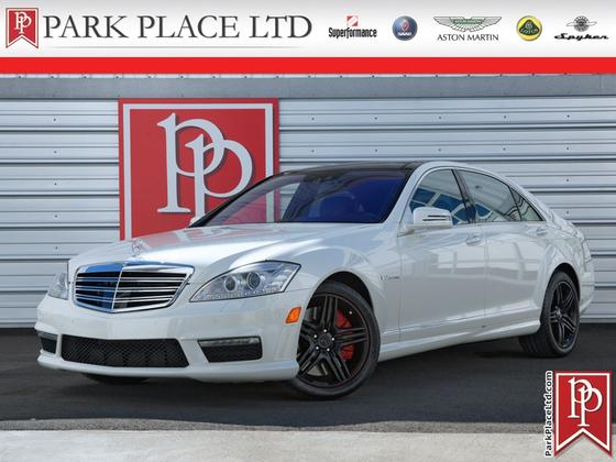 2011 Mercedes-Benz S-Class S65 AMG:24 car images available