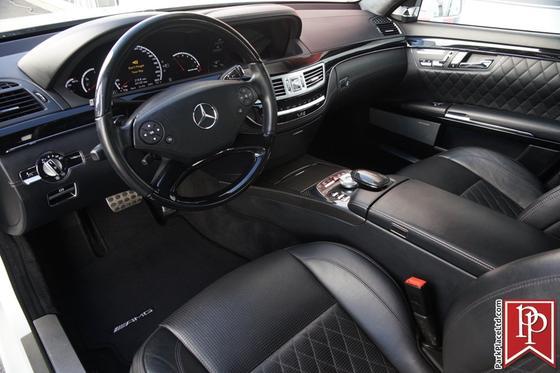 2011 Mercedes-Benz S-Class S65 AMG