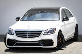 2018 Mercedes-Benz S-Class S65 AMG:24 car images available