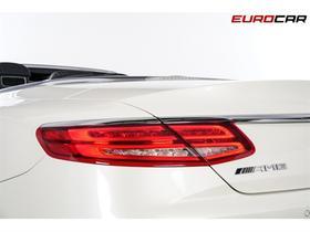 2017 Mercedes-Benz S-Class S65 AMG