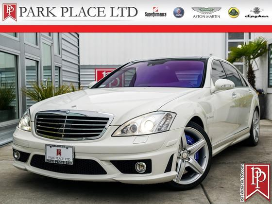 2007 Mercedes-Benz S-Class S65 AMG:24 car images available