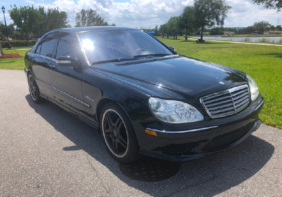 2006 Mercedes-Benz S-Class S65 AMG:6 car images available
