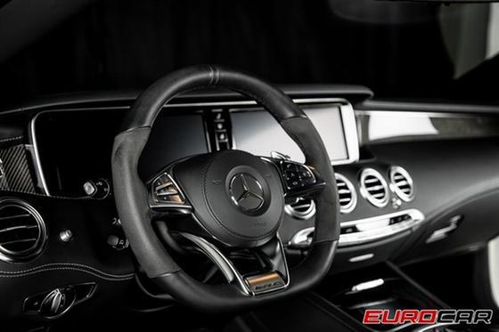 2016 Mercedes-Benz S-Class S65 AMG