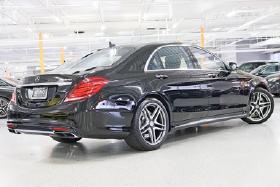 2015 Mercedes-Benz S-Class S65 AMG