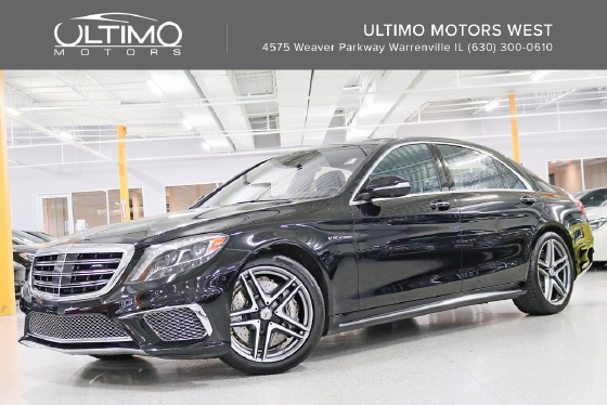 2015 Mercedes-Benz S-Class S65 AMG:6 car images available