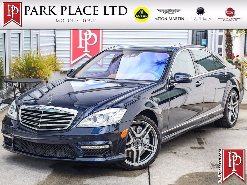 2012 Mercedes-Benz S-Class S65 AMG:24 car images available