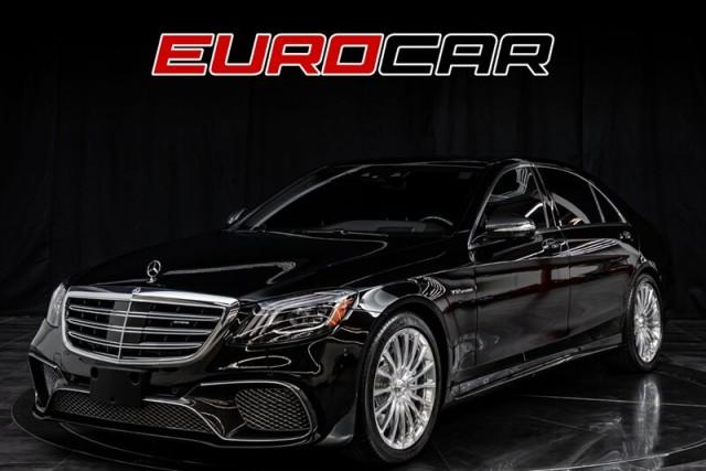 2019 Mercedes-Benz S-Class S65 AMG:24 car images available