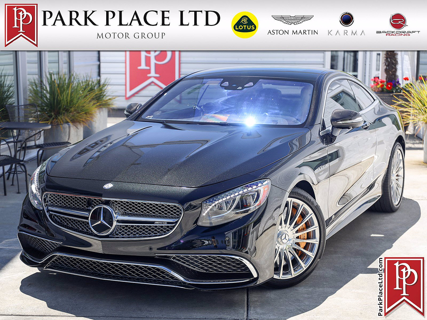2016 Mercedes-Benz S-Class S65 AMG:24 car images available