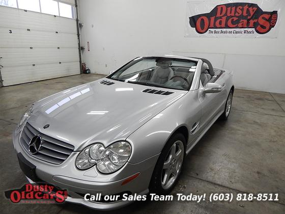 2003 Mercedes-Benz SL-Class :24 car images available