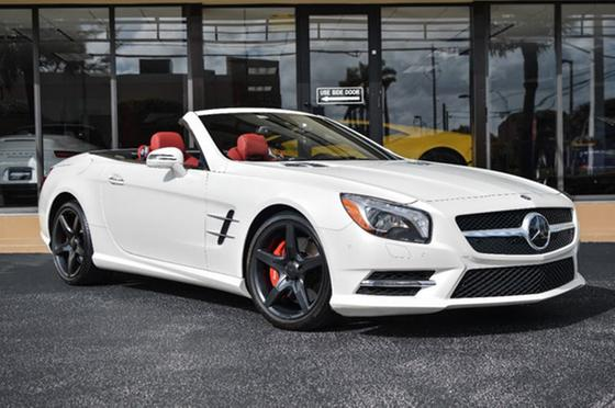 2015 Mercedes-Benz SL-Class :24 car images available