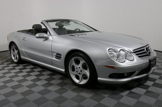 2005 Mercedes-Benz SL-Class :23 car images available