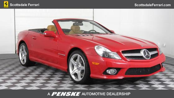 2011 Mercedes-Benz SL-Class :24 car images available